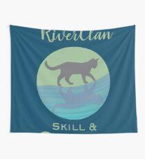 RiverClan Pride Wandbehang