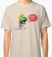 marvin the ecologist Classic T-Shirt