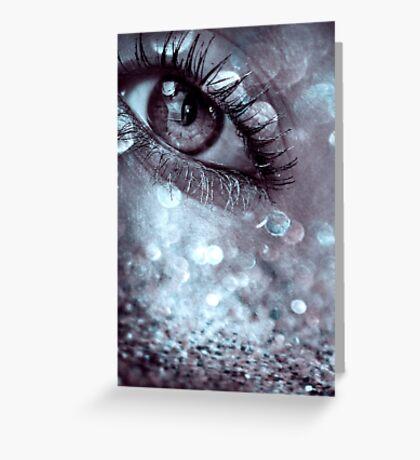 eye dream Greeting Card