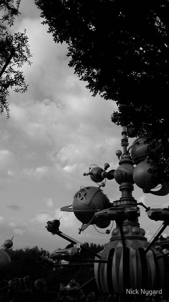 Tomorrow Sky by Nick Nygard