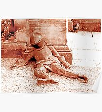 Fallen Soldier, Harewood House Poster