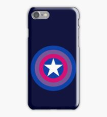 Pride Shields - Bi iPhone Case/Skin