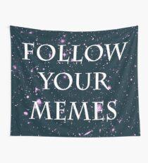 Tela decorativa Sigue tus memes