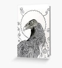Cathartes Aura  Greeting Card