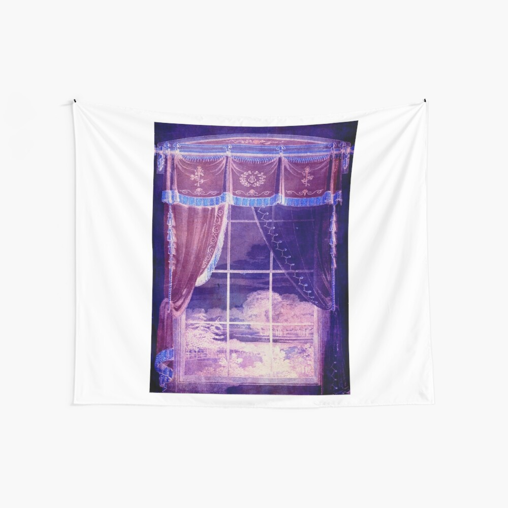 Waiting for the Dawn Wall Tapestry