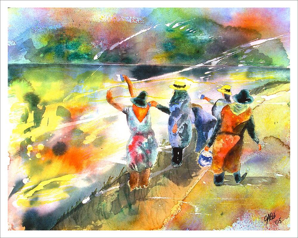 The Painters by Joyce Sousa