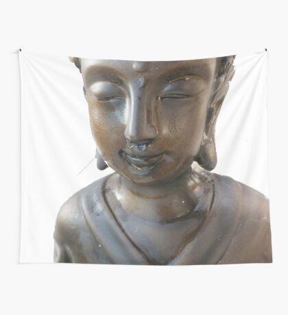 Budha again  Wall Tapestry