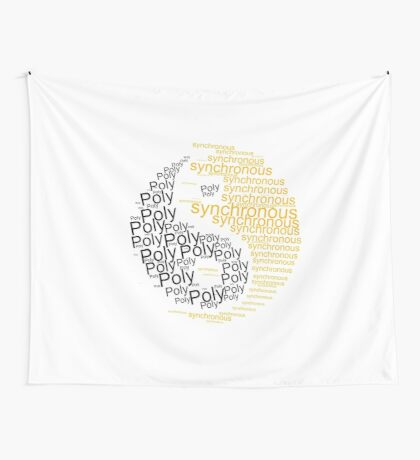 Polysynchronous  Wall Tapestry