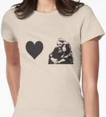 Roslin and Adama T-Shirt