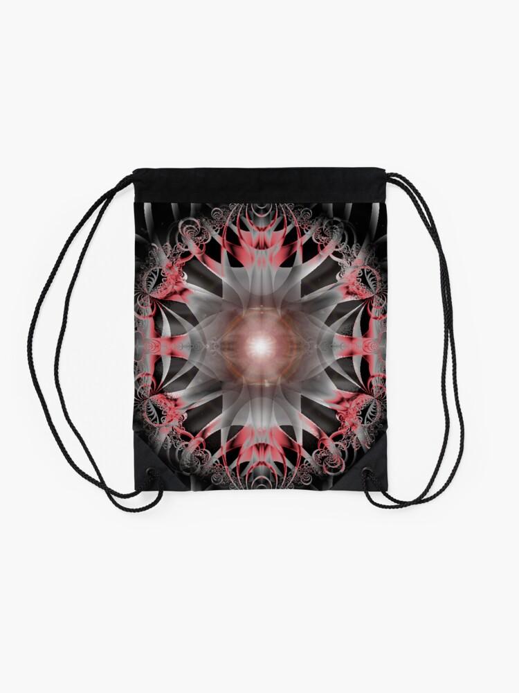 Alternate view of Black Stones Drawstring Bag