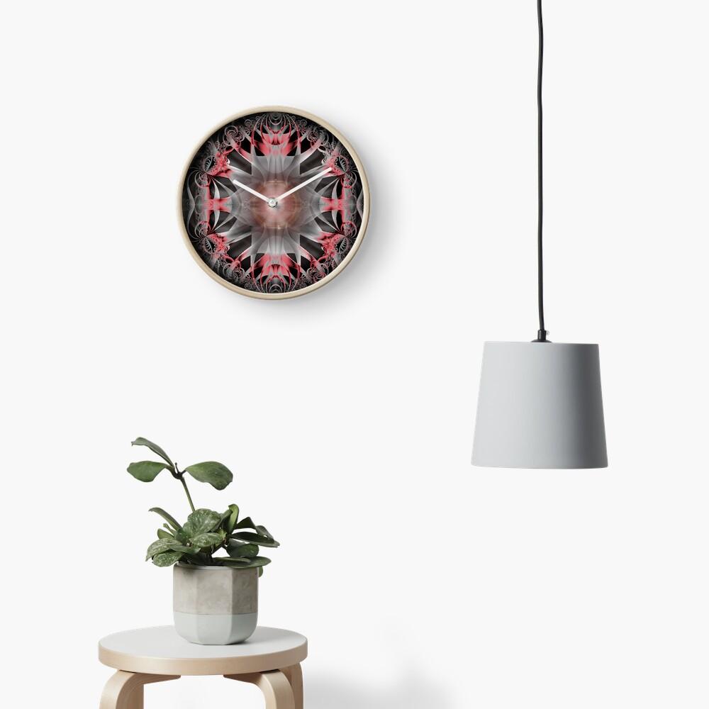 Black Stones Clock