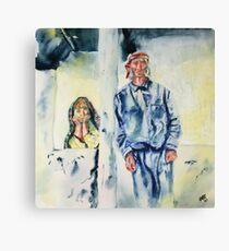Home Canvas Print