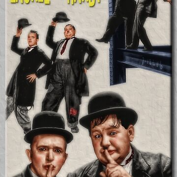 Laurel and Hardy by rgerhard