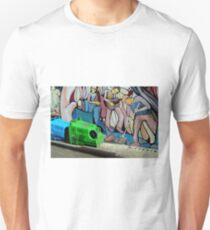 Street Party After Unisex T-Shirt