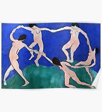 Danse (I) (Dance 1), Henri Matisse, 1910 Artwork Design, Poster Tshirt, Tee, Jersey, Postcard Poster