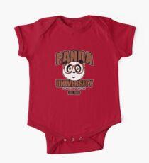 Panda University - Brown Kids Clothes