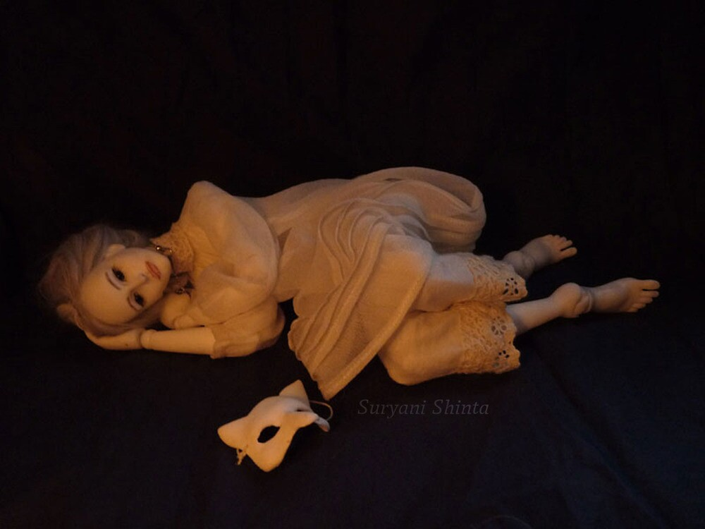 Ball Joint Doll SS01 by Suryani Shinta