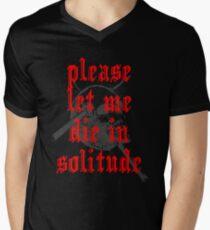 PLEASE LET ME DIE IN SOLITUDE T-Shirt