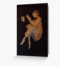 Ball Joint Doll SS01 Greeting Card