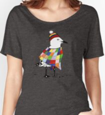 Chilli the Seagull Women's Relaxed Fit T-Shirt