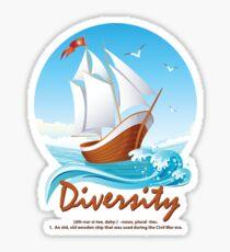 Diversity Sticker
