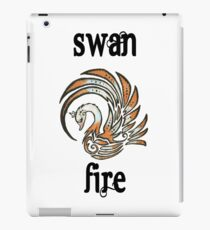 Swan Fire Merchandise iPad Case/Skin