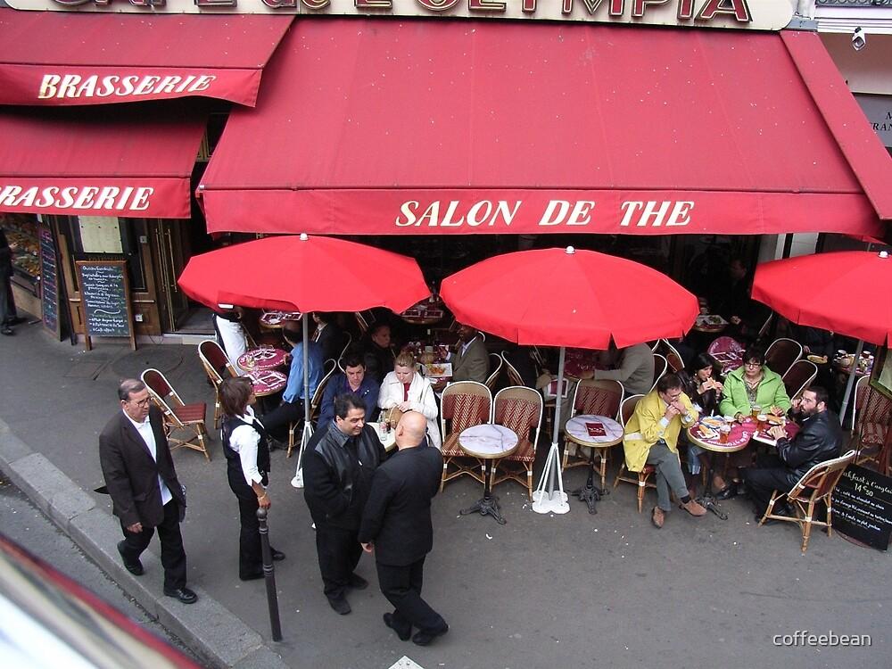 Salon de The by coffeebean