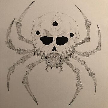 Skulltula by Tarasadventure