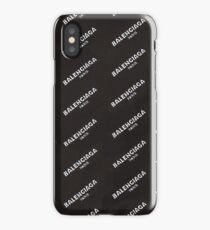 online retailer a1d85 49fa4 Balenciaga iPhone X Cases & Covers | Redbubble