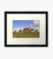 Ruthven Barracks Framed Print