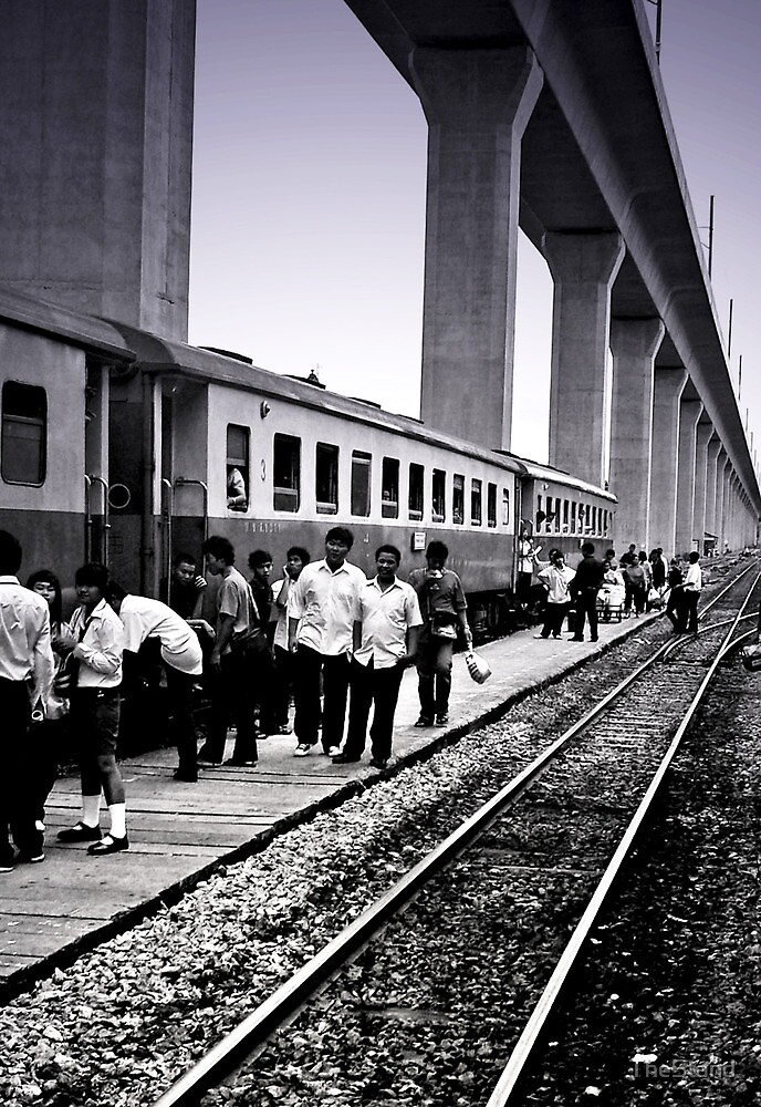 The Bangkok Express by TheStand