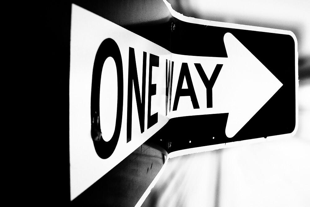 One Way? by Bob Larson