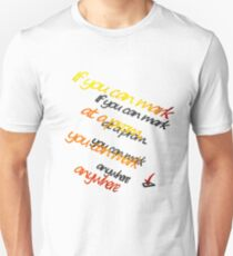 Marking Unisex T-Shirt