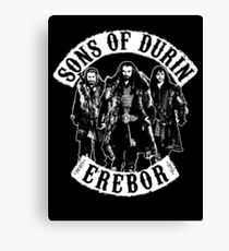 Sons of Durin Canvas Print