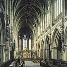 Chapter House Purchased Lichfield Cathedral England 19840926 0065p by Fred Mitchell