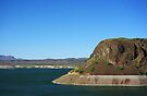 One Fine Day at the Butte - Elephant Butte Lake, New Mexico USA by Vicki Pelham