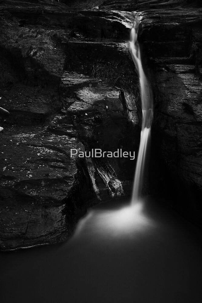 Runswick Waterfall by PaulBradley