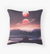 Not A Home Throw Pillow