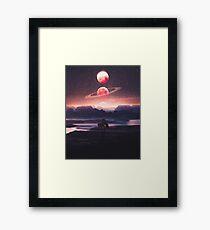 Not A Home Framed Print