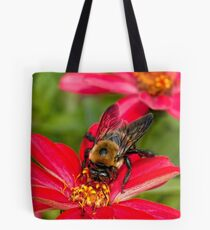 Flower Sniffer Tote Bag