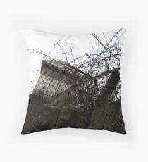 Tower - Dachau Throw Pillow