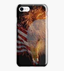 Happy 4th of July America iPhone Case/Skin