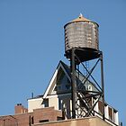 Water Tower  by DarylE