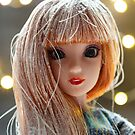 Red-haired fashion doll by vannaweb