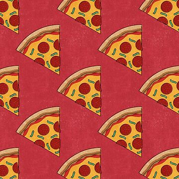 FAST FOOD / Pizza - pattern by danielcoulmann