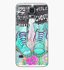 Punk Boots Case/Skin for Samsung Galaxy