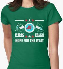 StarFox Zero: Hope for the Lylat Womens Fitted T-Shirt