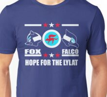 StarFox Zero: Hope for the Lylat Unisex T-Shirt