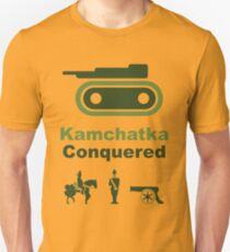 Risiko Kamchatka Green T-Shirt