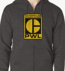 Caterpillar Powerloader Zipped Hoodie